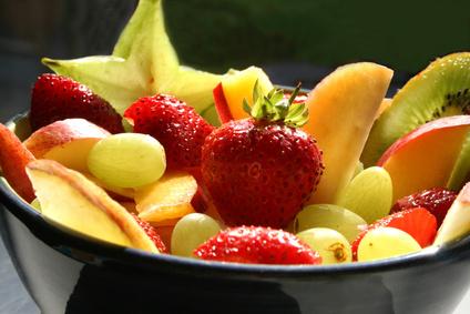 ein Obstsalat