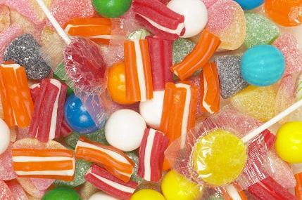 Süßigkeiten ohne tierische Gelatine