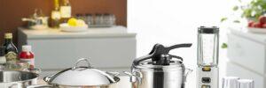 Küchenmaschinen helfen beim hektischen Alltag